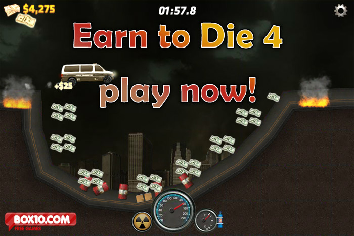 Click to play Earn to Die 4