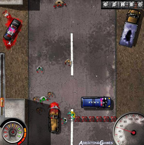 Earn to Die 6 Police