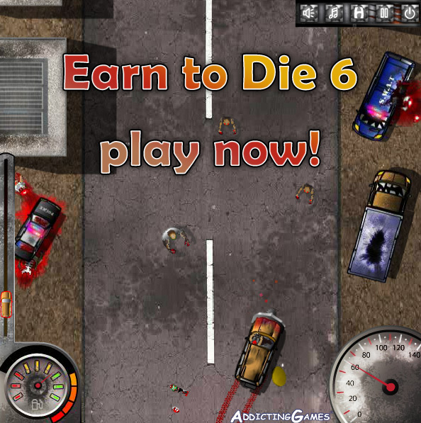 Click to play Earn to Die 6