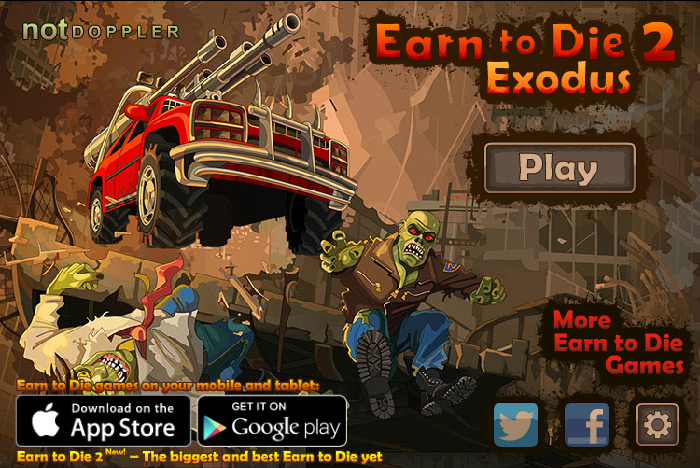 Play Earn to Die 2 Exodus